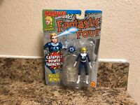 Toybiz Marvel Superheroes Fantastic Four 1995 Invisible Woman