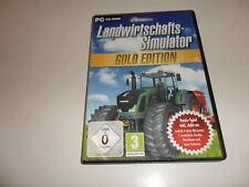 PC agrícola simulador Gold Edition