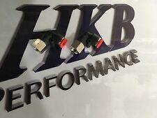 """HKB 1/4 ELBOW GAUGE FITTINGS WILL SUIT BOSS AIR SUSPENSION DUAL 2"""" VIAIR ARB"""