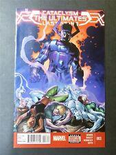 Cataclysm The ULTIMATES Last Stand #3 - Marvel Comics #10J