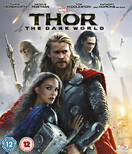 Thor - The Dark World (Blu-ray, 2014)