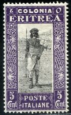 Colonie Italiane Eritrea 1930 Serie Pittorica n. 156 ** (m790)