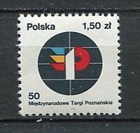 35937) Poland 1978 MNH Posnan Fair 1v