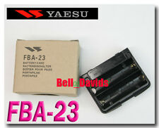 Yaesu FBA-23 battery case2 x AA for Vertex VX-5R 6R-7R