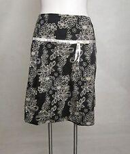 NEW Sweet Little Black & Ivory Satin Ribbon Short Full Skirt Cotton 22/24 3x