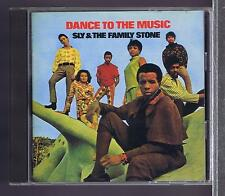 CD SLY & THE FAMILY STONE DANCE TO THE MUSIC JAPAN