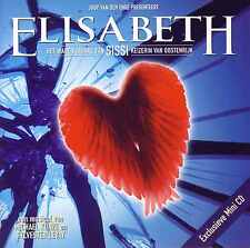 ELISABETH (Sissi) Musical NL PROMO CD 3tr 1999 Holland RARE