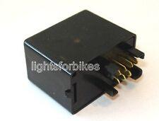 LED Blinkrelais Relais Suzuki GSX R GSXR 1300 Hayabusa electronic flasher relay