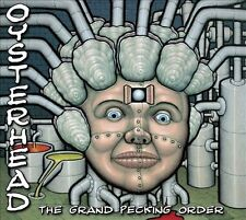 The Grand Pecking Order by Oysterhead (CD, Oct-2001, Elektra (Label))