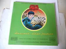 """MISTER NO""""AMAZZONIA ULTIMA FRONTIERA-Fumetto Ed.GLAMOUR 1992- A6"""