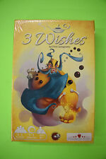 3 Wishes Card Game New Sealed 2016 Three Strawberry Studios