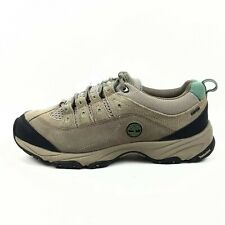 Timberland Ossipee 2.0 Low Hiking Shoes Womens Size 7.5 Gray Gore-Tex Walking