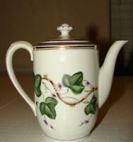 Vintage Vohenstrauss Johann Seltmann Bavaria Germany 156 US Zone Tea Pot RARE