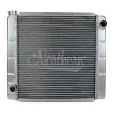 Northern 209670 Universal Aluminum Racing Radiator Ford Mopar 22x19 Circle Track