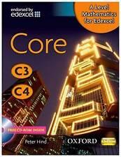 A Level Mathematics for Edexcel Core C3/C4; Students Book, Paperback, Maths