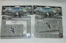 2 Chicago White Sox Frame Magnetic Baseball Picture & Magnet