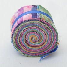 Quilting Jelly Rolls, Strips Batik Fabric