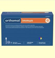Orthomol Immun 7 Vials. Ready To Drink. Reinforces The Immunological System
