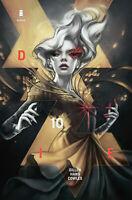 DIE #10  IMAGE COMICS Dittman Cover B 1ST  PRINT GILLEN HANS