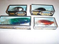 4 vtg New NIB BITE LIGHT STROBE  FISHING LURE LIGHTED Scorpion Cobra Tiger Viper
