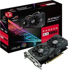 ASUS  STRIX-RX560-4G-GAMING Strix Radeon RX 560 4GB GDDR5 Graphics Card
