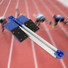 Athletics track and field Sports starting block aluminum alloy Body Adjustable