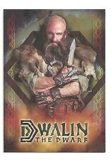 The Hobbit An Unexpected Journey Character Biography CB-04 Dwalin the Dwarf