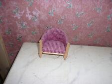 Nostalgie-Sessel-Bodo Hennig-Kaufladen-Puppenhaus-Puppenstube-ca 1:12