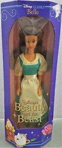 #15 Vintage Belle Disney's Beauty and the Beast Doll 1992