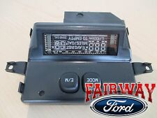 02 thru 05 Excursion OEM Ford Overhead Console Message Center Indicator w/o Roof