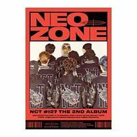 NCT 127 - 2ND ALBUM NCT #127 NEO ZONE [CD]
