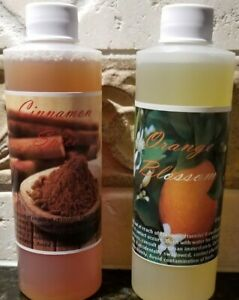 CINNAMON & ORANGE ~  Fragrance Scents for RAINMATE (rainmate made by RAINBOW)