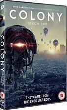 COLONY 2 (2017) Sci-Fi Alien Invasion Los Angeles TV Season Series R2 DVD not US