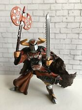 Fantasy Action Figure Viking Warrior 2009 PAPO Hand painted SCHLEICH MEDIEVAL