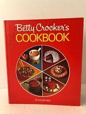 Betty Crooker CookBook 1976 Red Pie Wedge 5 Ring Binder