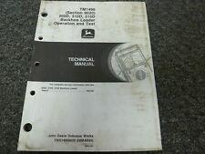 John Deere 300D 310D 315D Backhoe Loader Op & Test Service Repair Manual TM1496
