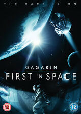 Gagarin: First in Space NEW PAL Cult DVD Pavel Parkhomenko Y. Zhalnin Russia