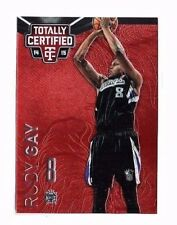 Rudy Gay 2014-15 Panini Totally Certified, Platinum Red, /279 !!