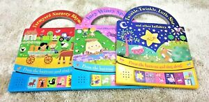 Muilti - Sound Books - Children sound books - Nursery Rhymes - New