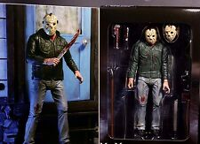 NECA Friday the 13th Part III 3D JASON VOORHEES Scale Ultimate Action Figure 7""