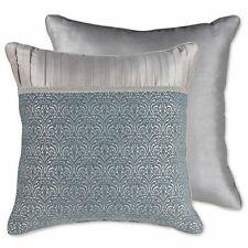 "Croscill Gabrijel Euro Pillow Sham Slate Blue 26""x 26"" Square European"
