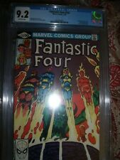 Fantastic Four #232 CGC 9.2 NM