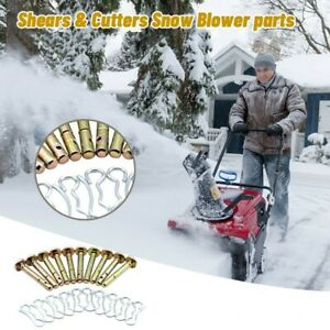 Shear Pins &Cotter Pins Kit For Craftsman SnowBlowers 738-04124A 714-04040 !Sale