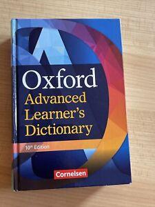 Oxford Advanced Learner's Dictionary. B2-C2 - Wörterbuch (Festeinband) (2020,...