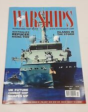 Warships International Fleet Review Magazine Back Issue October 2012
