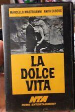 La Dolce Vita Beta pt 1 Rare Marcelo Mastroianni Anita Ekbert