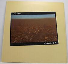 "TIM BUCKLEY : GREETINGS FROM L.A. Vinyl LP Album 33rpm 12"" Pushout Card EX+"