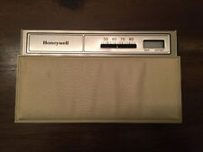 Vintage Honeywell Chronotherm Programmable Thermostat. '70's - '80's. Works
