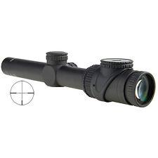 Trijicon 1-6x24 AccuPoint Riflescope Green MOA-Dot Crosshair Reticle - 200089