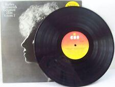 Music Vinyl LP Record - Barbara Streisands Greatest Hits Volume 2 - 33 1/3 RPM